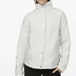 NWT Lululemon Go Cozy Jacket